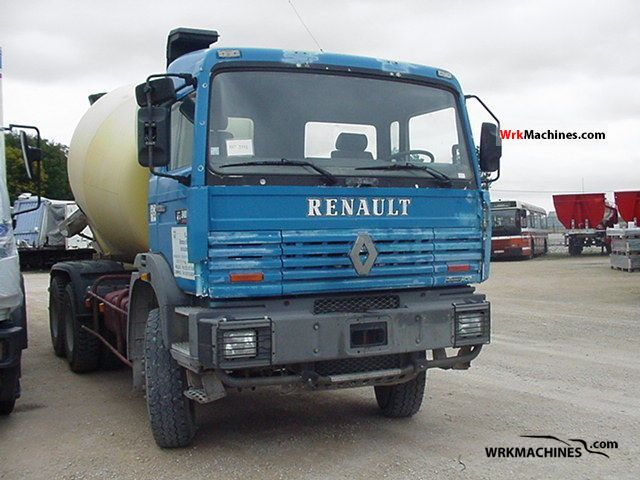 1995 RENAULT Manager G 340ti.26 Truck