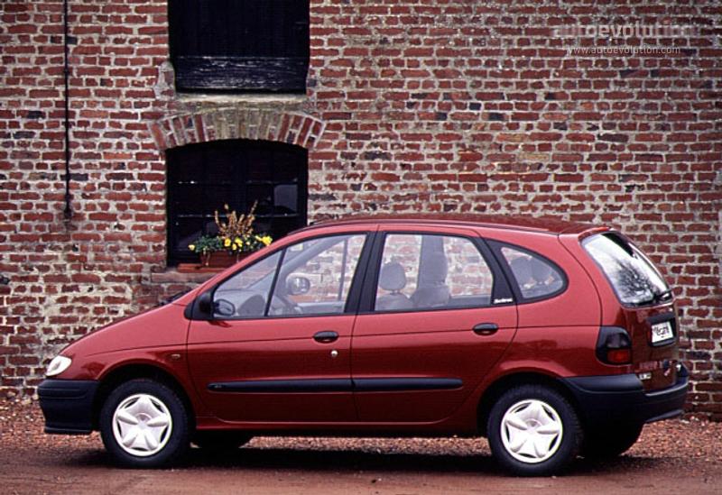 1995 RENAULT Megane Scenic