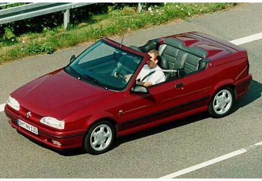 1995 RENAULT-R19-Cabriolet--1995-1996-