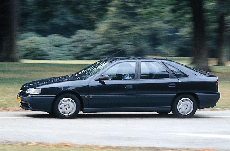 1995 Renault Safrane 2.1 dT