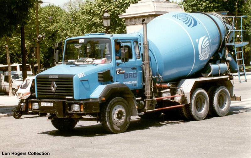 1996 Renault C385