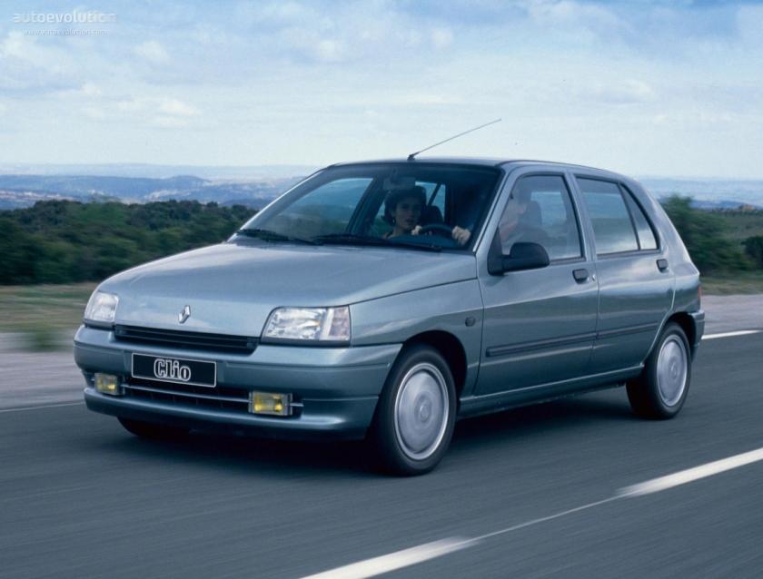 1996 RENAULT Clio 5 Doors