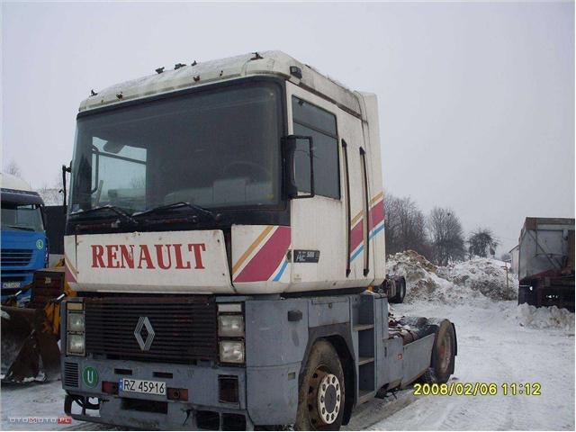 1996 Renault Magnum Magnum MACK