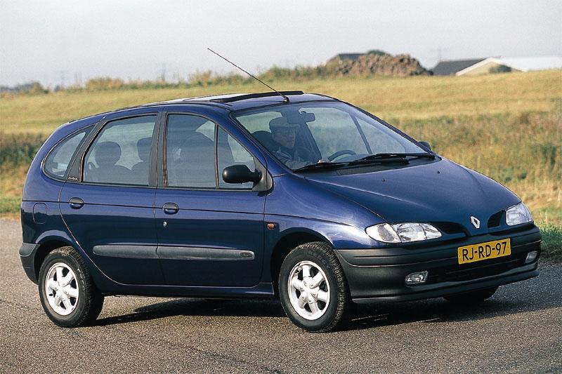 1996 Renault Mégane Scénic RT 2.0
