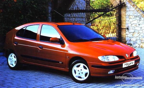 1996 Renault-Megane-France-1996