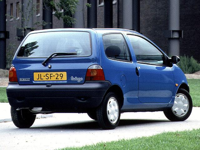1996 Renault Twingo 1996