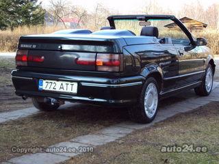 1996 renaut 19 decapotable cabriolet