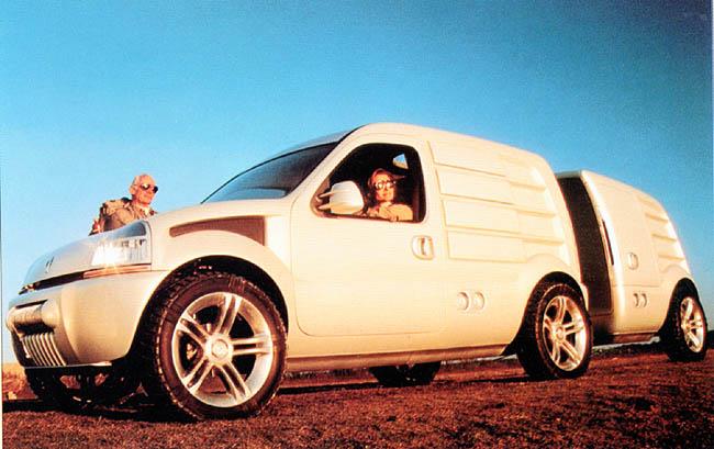 1997 Renault 1997 Pangea & Trailor
