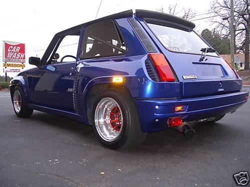 1997 Renault 5 T