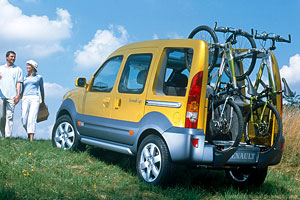 1997 Renault Kangoo Break'up concept