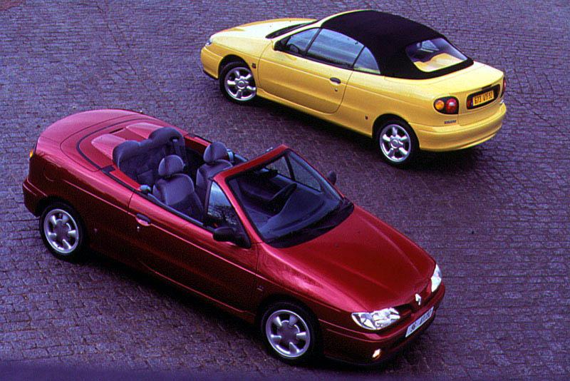 1997 Renault-Megane-Cabriolet-1.6e-1997