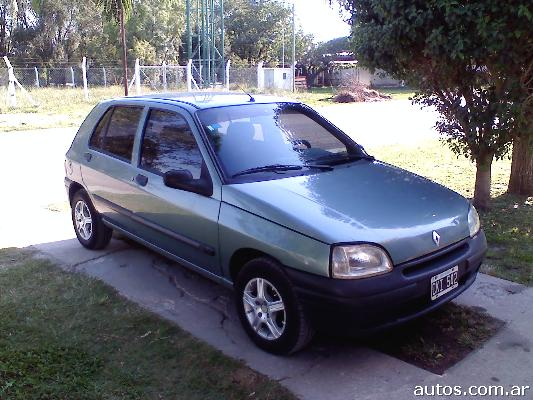 1998 Renault-Clio-19-Diesel-1998