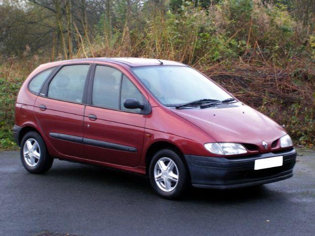 1998 Renault-Scenic-I-JA