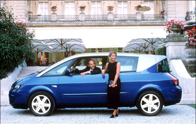 1999 Renault Avantime Concept Image