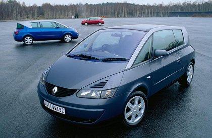 1999 Renault Avantime,