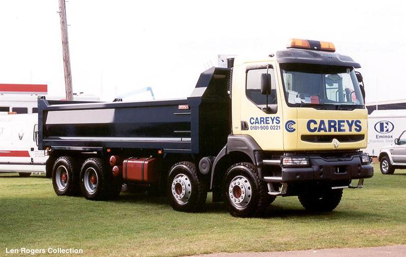 1999 Renault Kerax