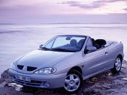 1999 Renault Megane Convertible