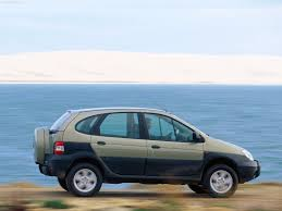 1999 Renault Scenic RX4 - Side