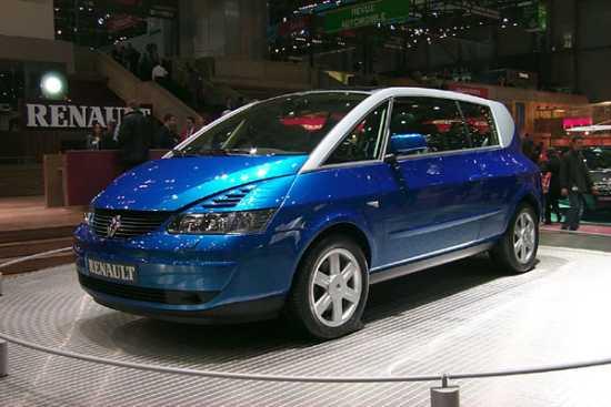 2000 Renault Avantime concept