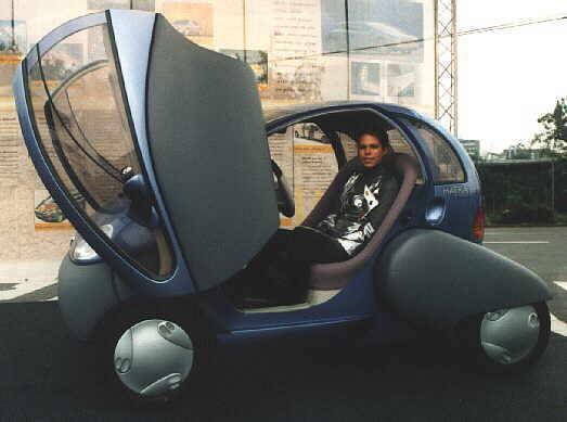 2000 renault matra concept