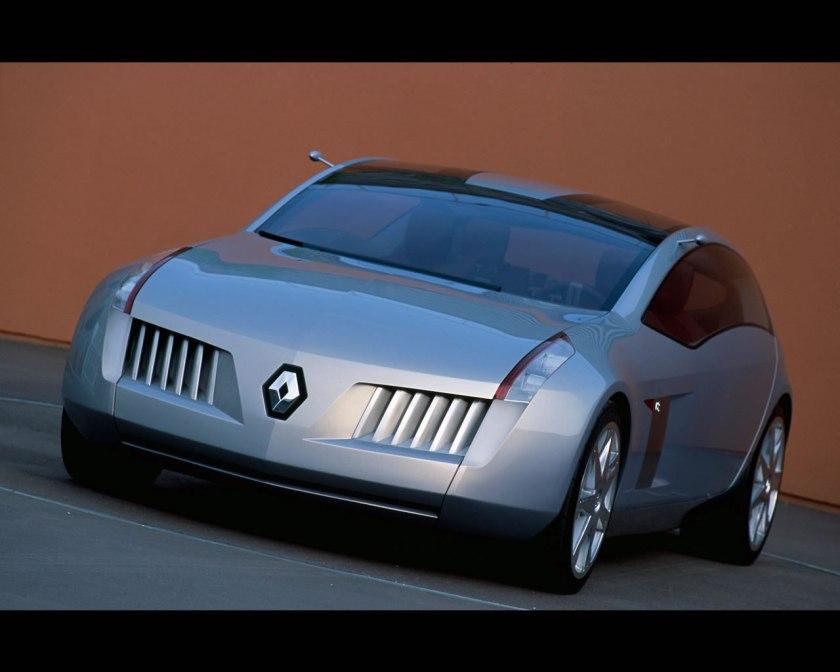 2000 Renault Talisman 2000 Concept usine 12