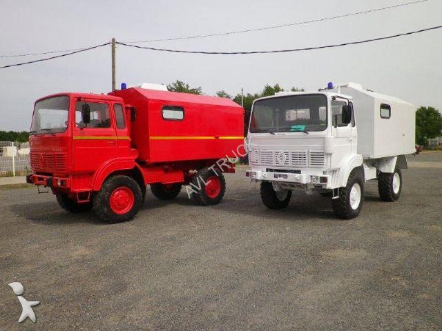 2000 Renault TRM 2000 truck
