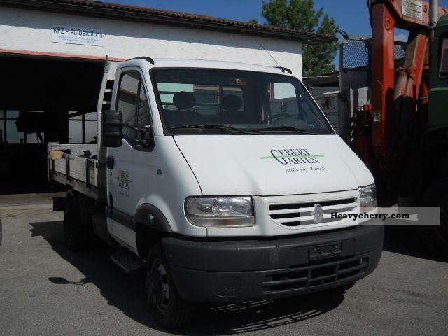 2000 Renault Trucks Mascott 130.35 2.8DTI