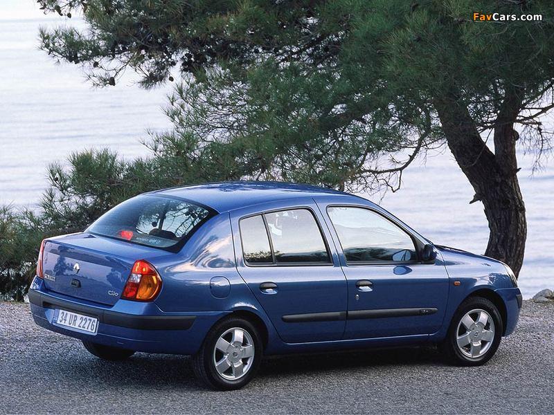 2001-08 Renault Clio Symbol 2001–08