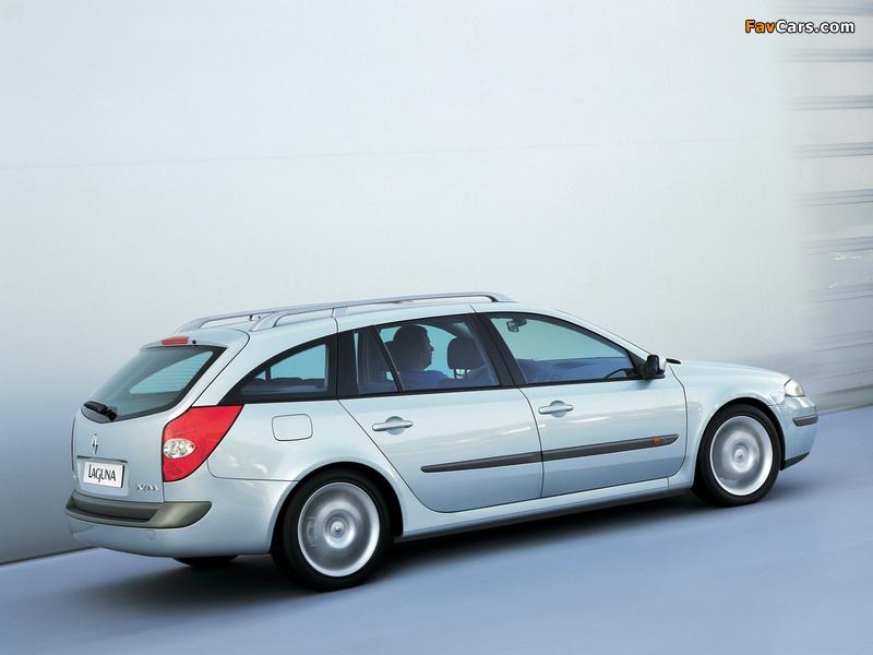 2001 Renault Laguna Break