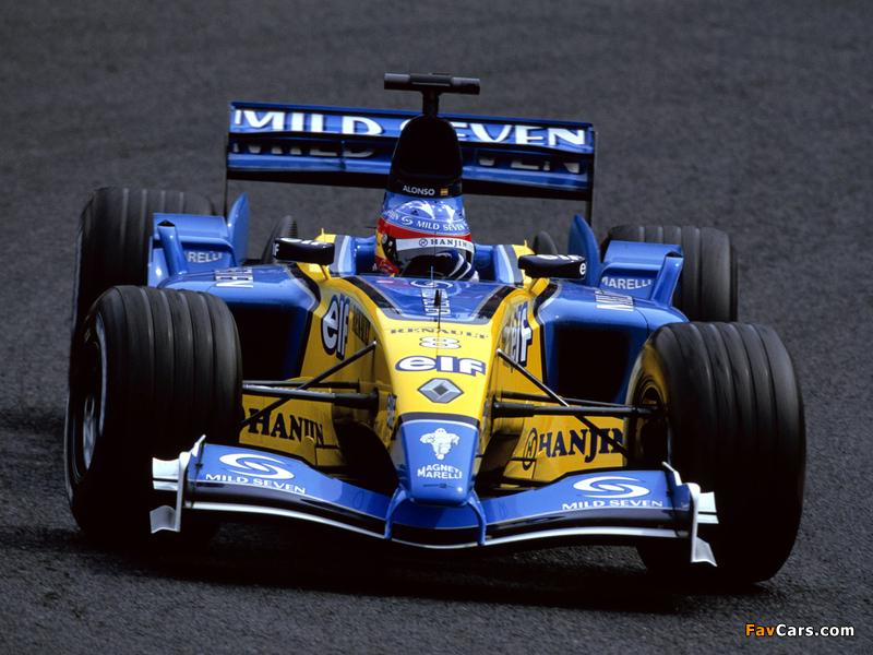 2003 renault formula-1