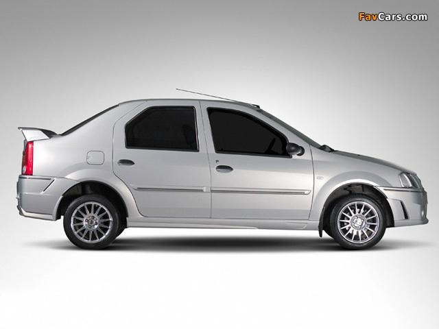 2004-09 YUrolTyuning Renault Logan