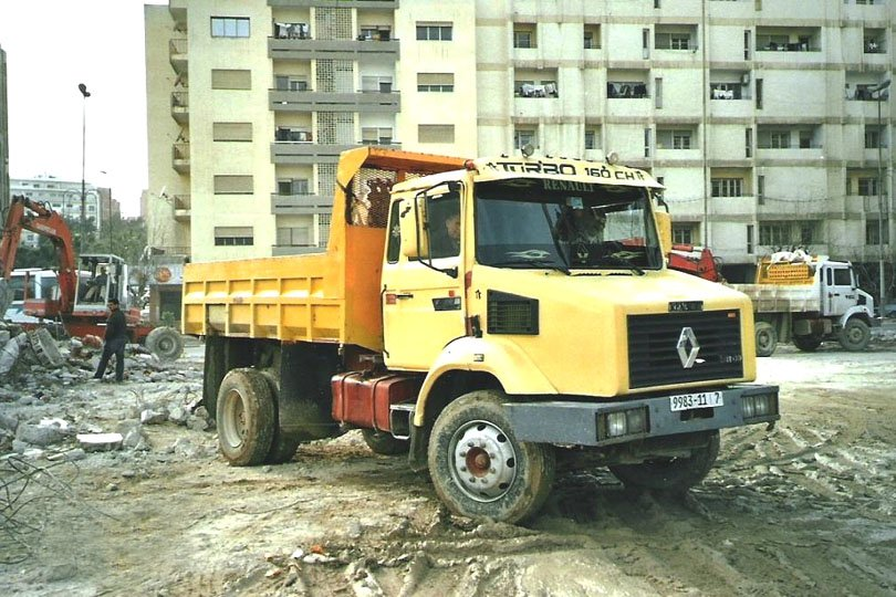 2004 RENAULT CE 160
