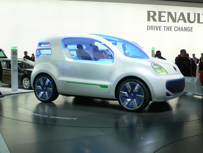 2004 Renault Kangoo Z.E. Concept