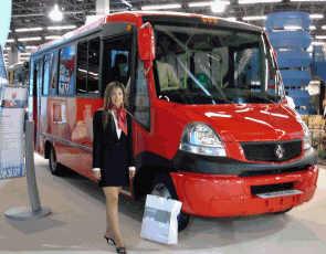 2005 Renault Mascott minibus