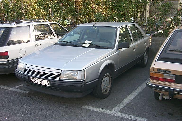 2005 Renault25ts