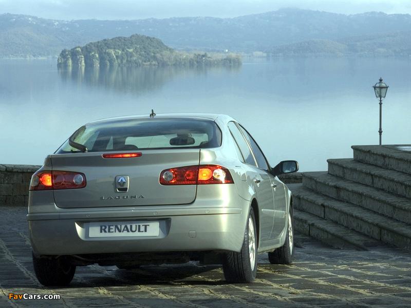 2006 Renault Laguna Hatchback