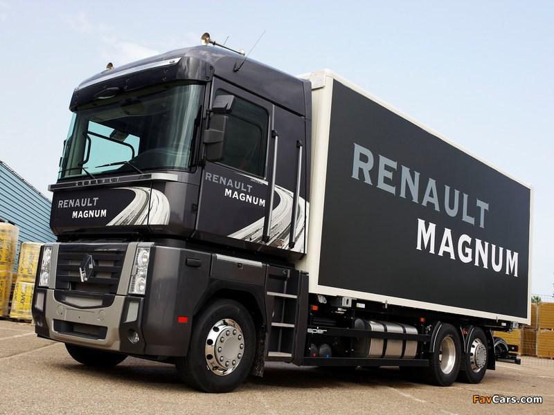 2006 renault magnum b