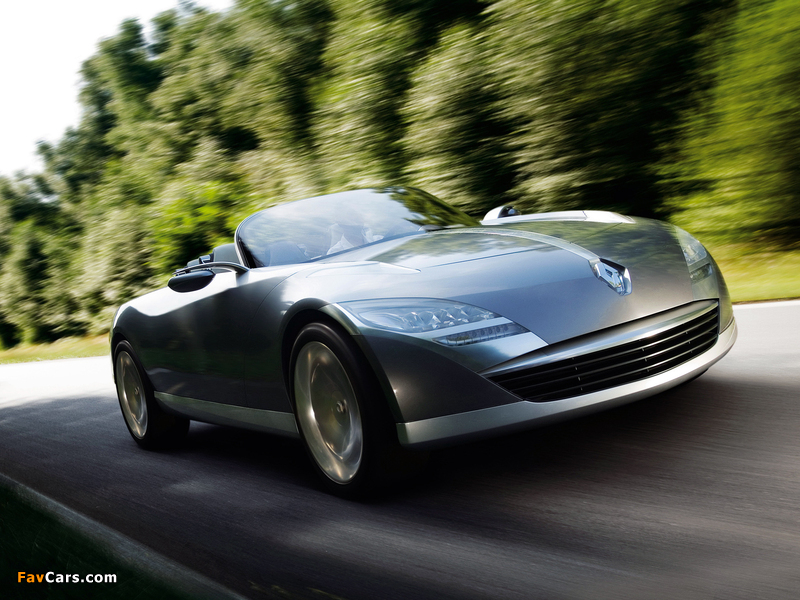 2006 renault nepta concepts
