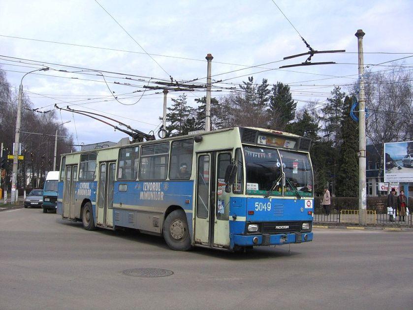 2006 Suceava trolleybus 5049