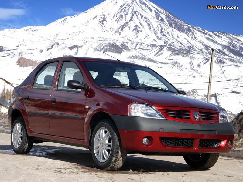 2007 Renault Tondar 90 2007