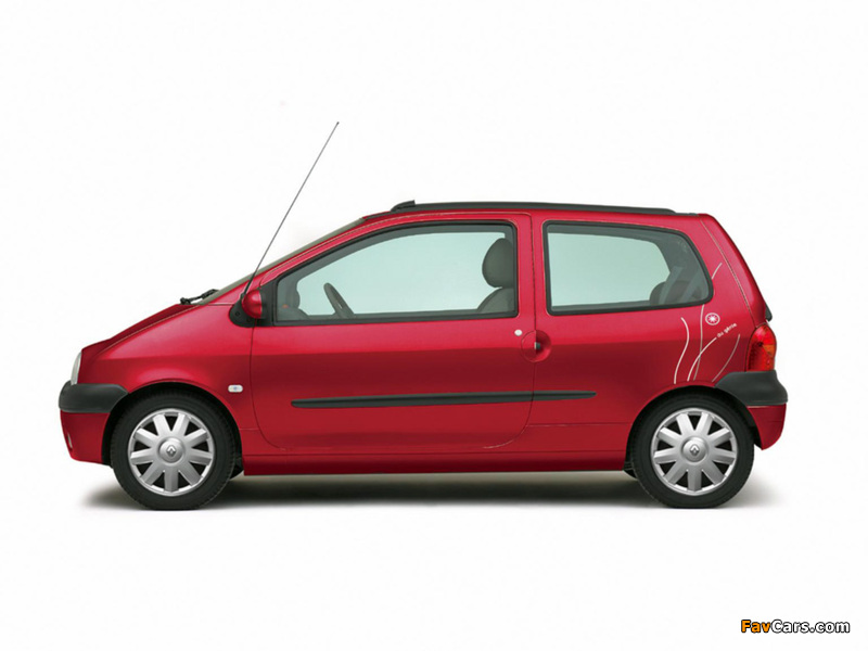 2007 Renault Twingo Collector