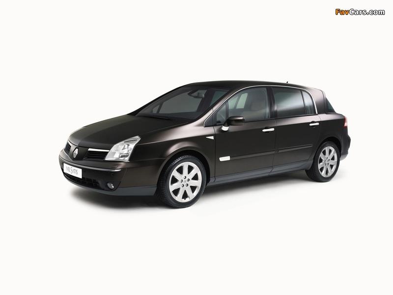 2007 Renault Vel Satis 2005–09