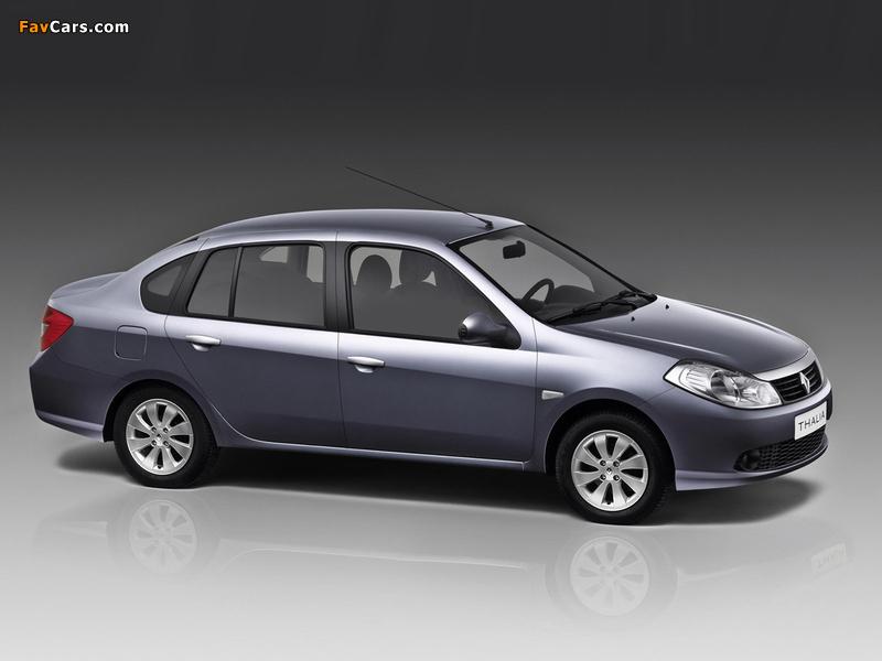 2008 Renault Thalia 2008