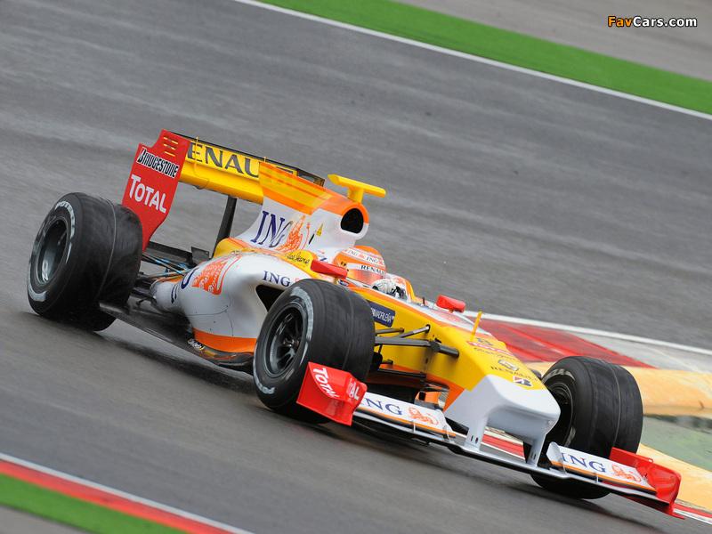 2009 renault formula-1