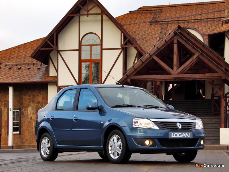 2009 Renault Logan