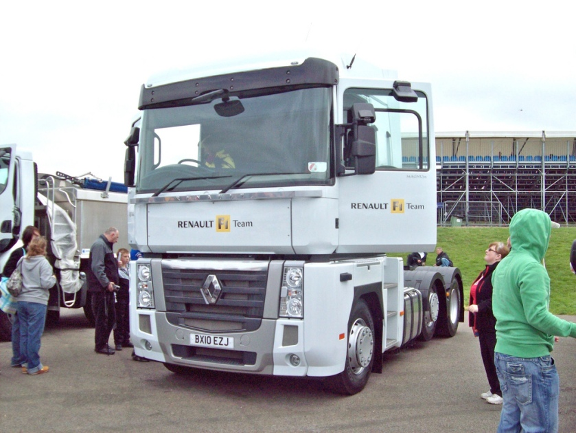 2010 Renault Magnum 520 Tractor Engine 12,780 Turbo Diesel