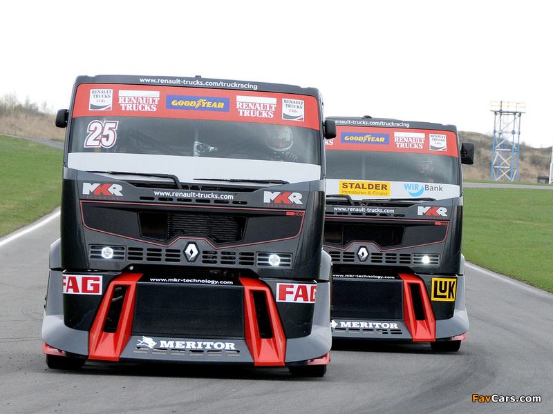 2010 Renault Premium Course Racing Truck