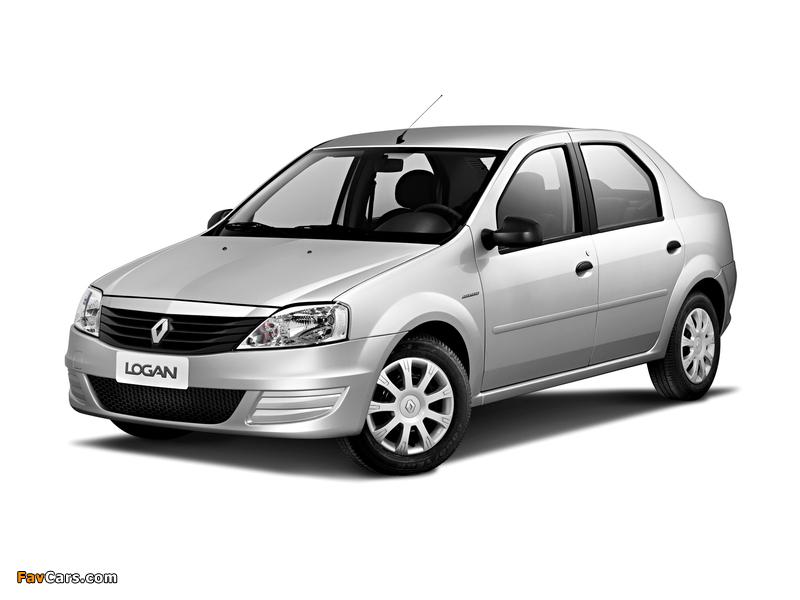 2011 Renault Logan Avantage