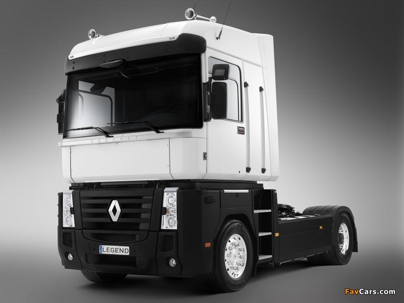 2011 Renault Magnum Legend