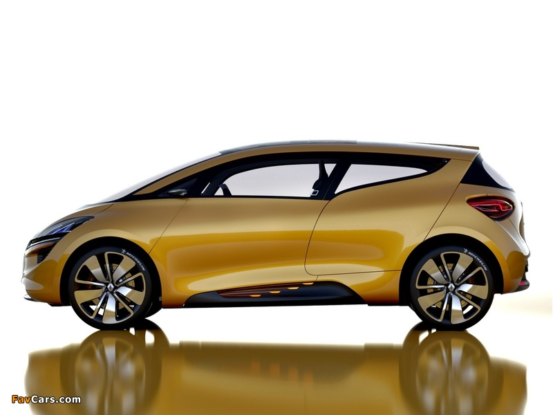 2011 renault R-Space concepts